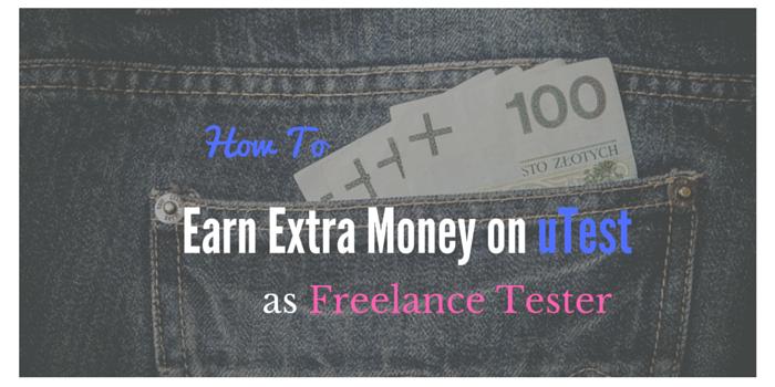 utest freelance tester